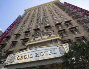 The Hotel Cecil is considered to be one of the most haunted places in the United States. Here's everything we know its blood-soaked past.