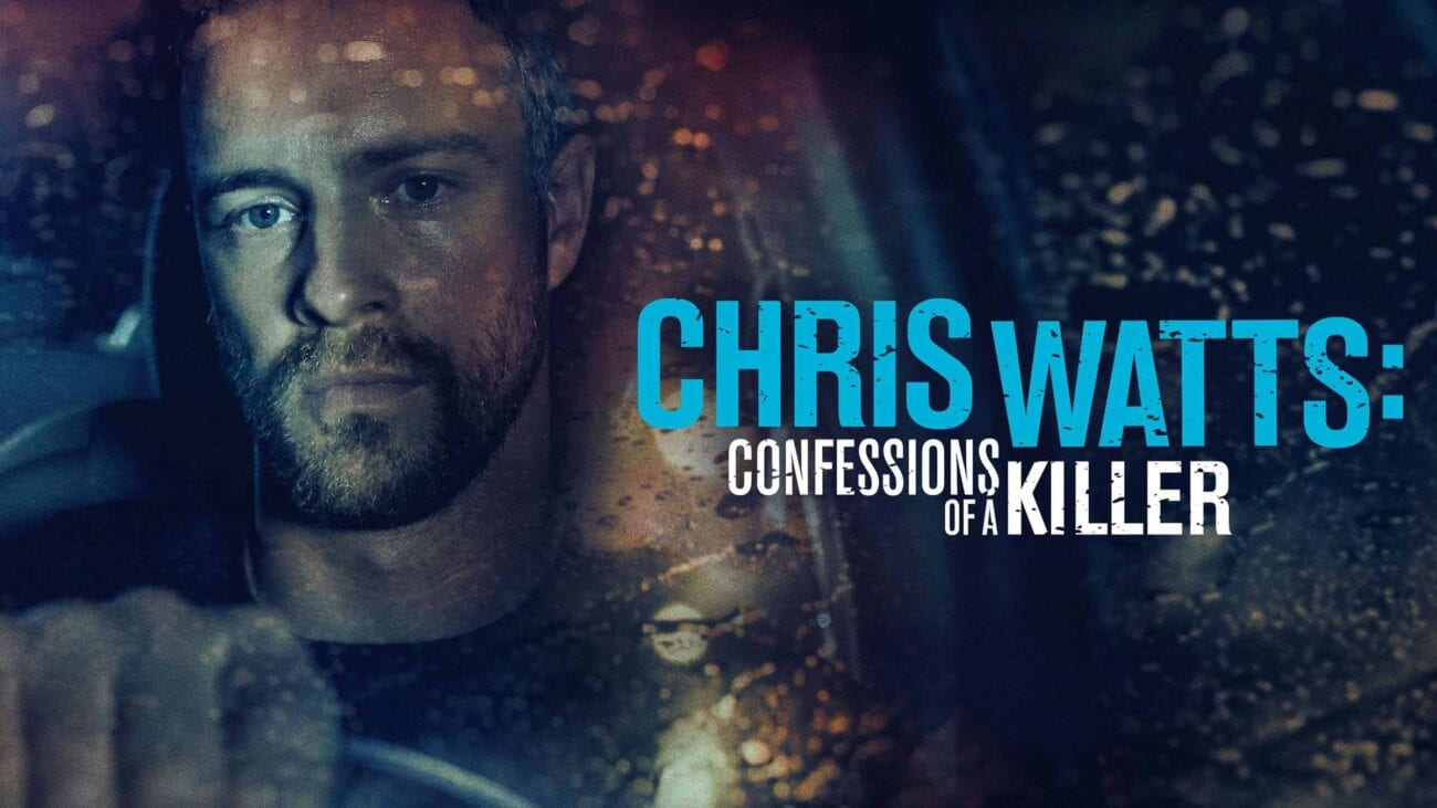 'Chris Watts: Confessions of a Killer' is a new Lifetime movie that tells the horrifying story of Chris Watts. Here's what we know.