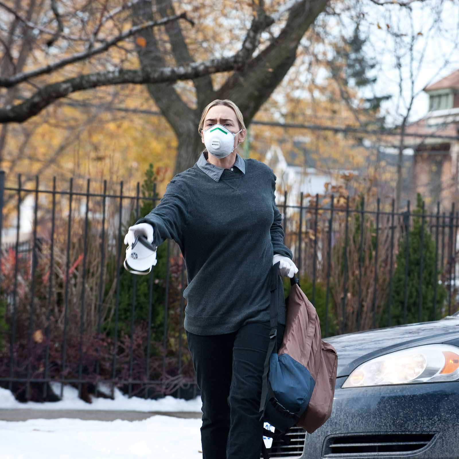 It's no surprise a film like 'Contagion' is coming back into light. Steven Soderbergh and Scott Z. Burns may have truly predicted the future in 2011.