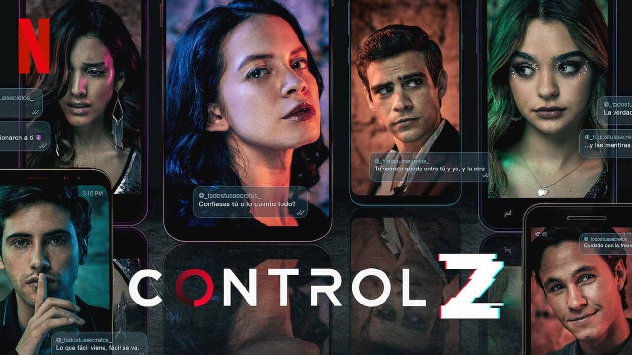 'Control Z' is a high school drama meets cyber crime with a dash of Sherlock Holmes. Here are all the reasons you should watch.