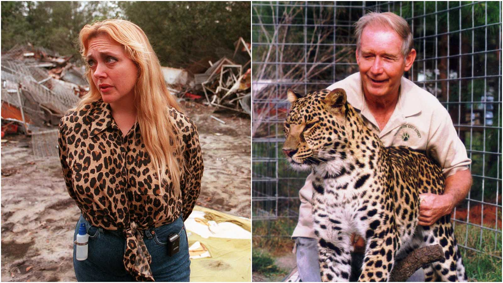 While 'Tiger King' has sold us on the theory that Carole Baskin killed her huband Don Lewis, there's more than meets the eye with this story.