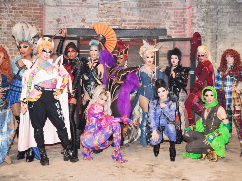 We've finally met the queen taking home the prize in 'RuPaul's Drag Race' season 12, so it's time to look back. And by that, we mean on the trash lewks.