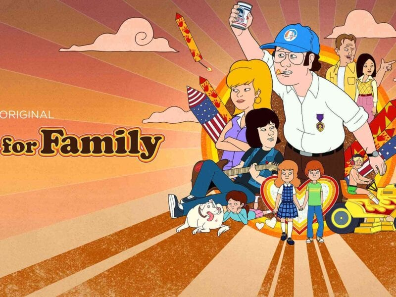 We're going to talk about a vastly underrated gem on Netflix: 'F is for Family'. Here's everything you need to know.