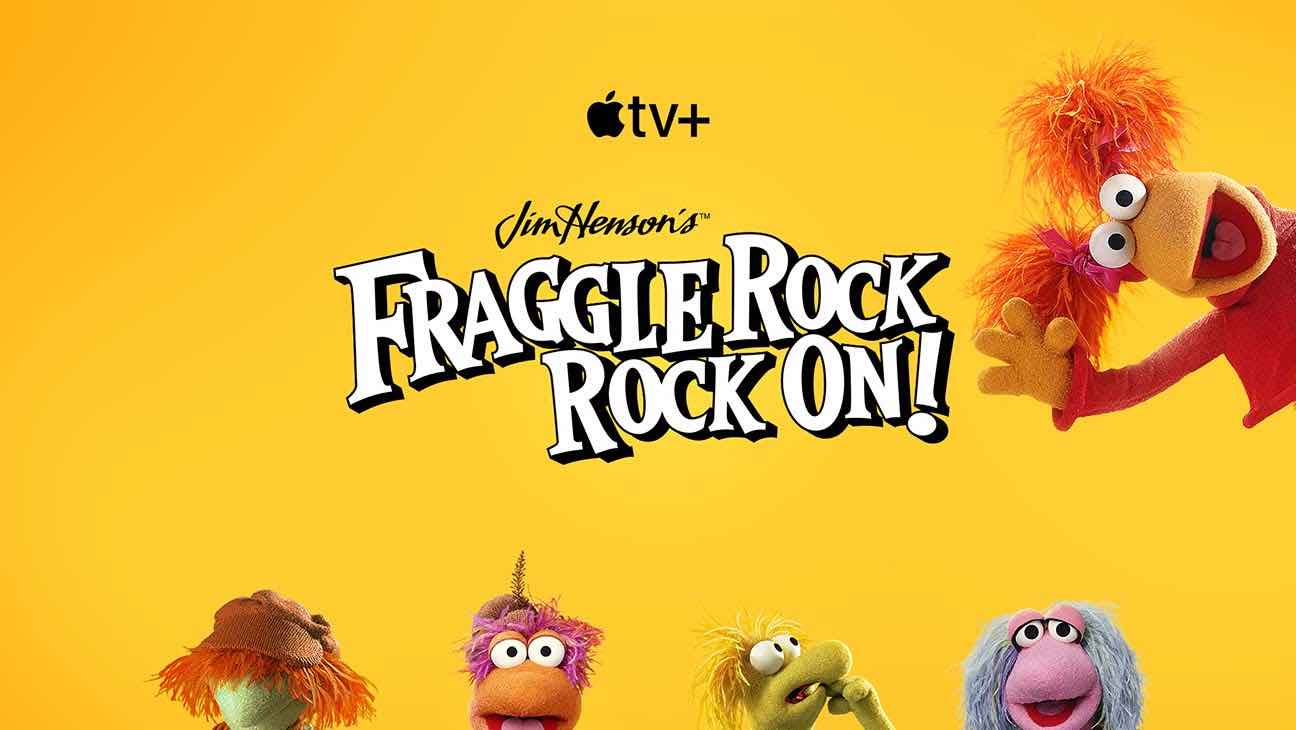 Here's a look at the 'Fraggle Rock' characters and how they stay connected in the 'Fraggle Rock' caves through music and friendship.