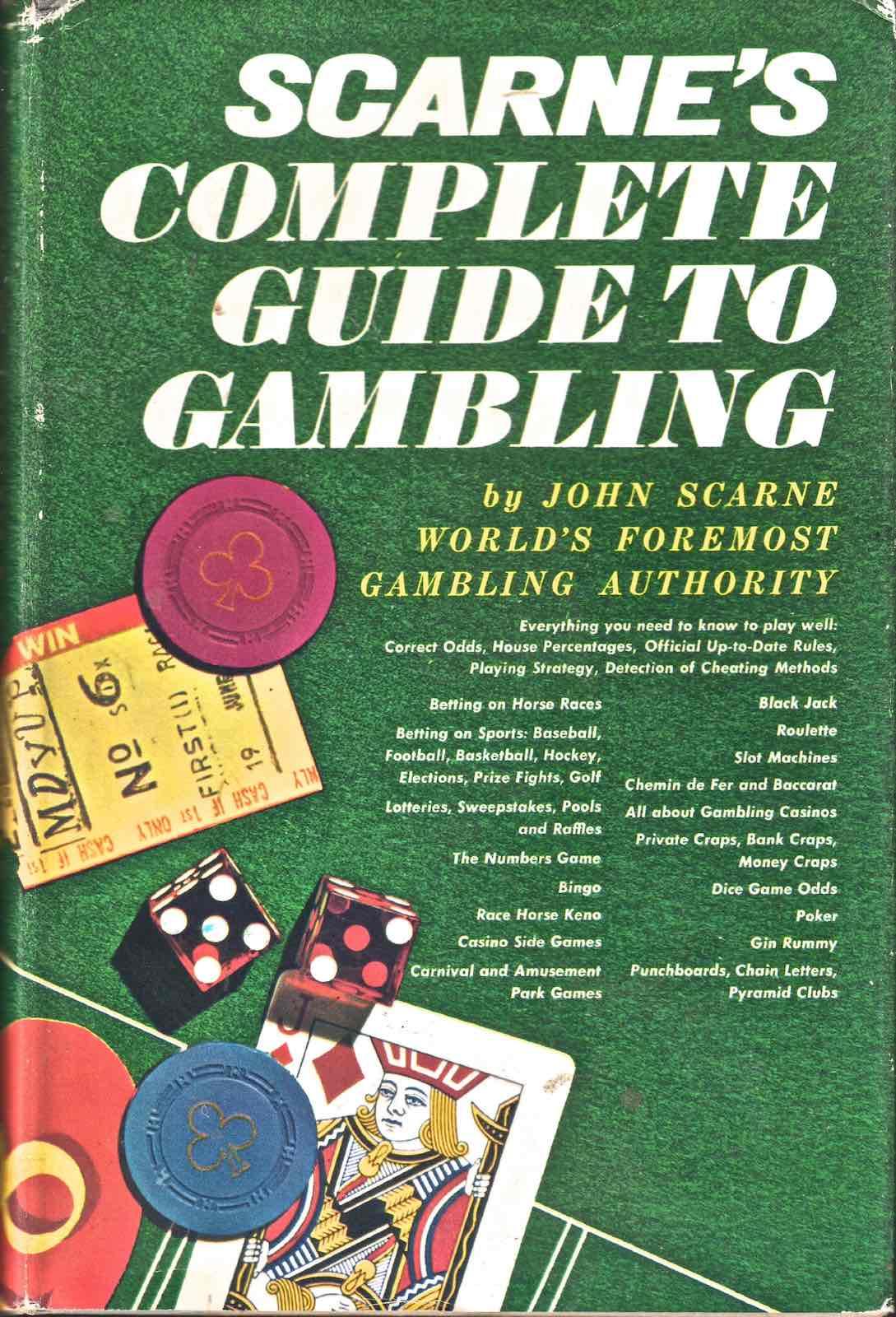 Casino Book Of