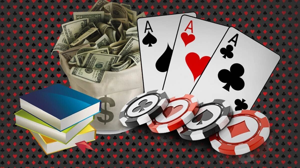 It is undeniable that horse racing, real money gambling, and slot machine games have lots of exciting stories. Here's the best gambling books.