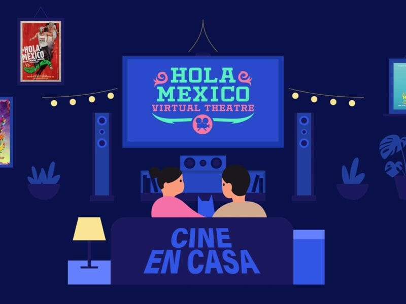 The twelfth annual Hola Mexico Film Festival has been moved to September of this year. Here's how you can get involved from your home.