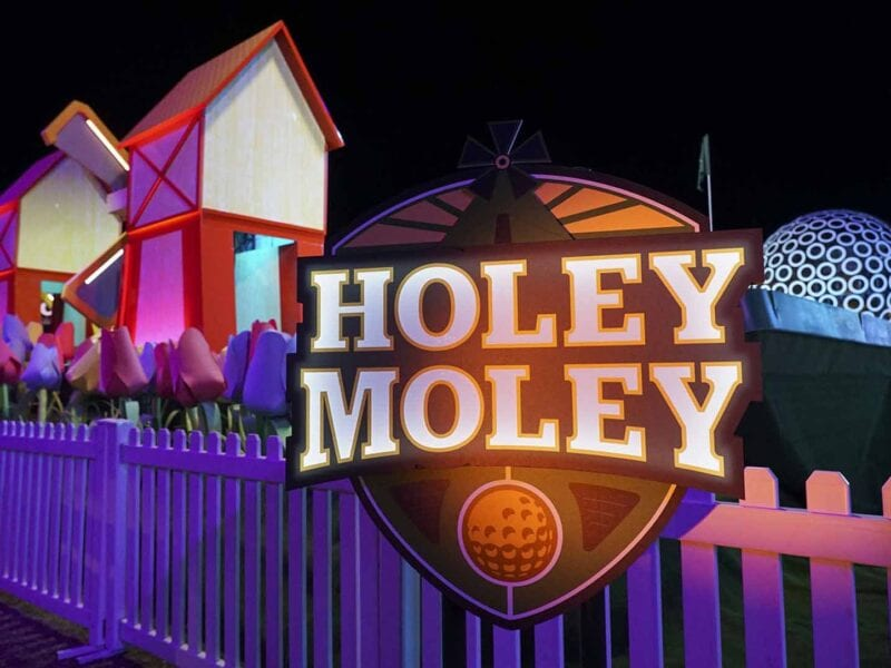 'Holey Moley', which premiered in 2019, brings together contestants to battle it out on a miniature golf. Here's why you need to tune in.