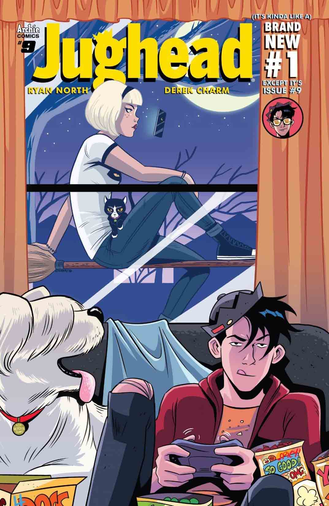 The 'Archie' comics over recent years have been praised for the asexual representation in the form of Jughead Jones. So when will 'Riverdale' do the same?