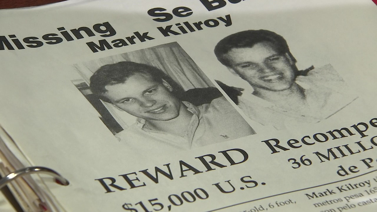 Mark Kilroy was meant to just have a fun spring break trip with friends. But a kidnapping and a ritual sacrifice opened a whole criminal investigation.