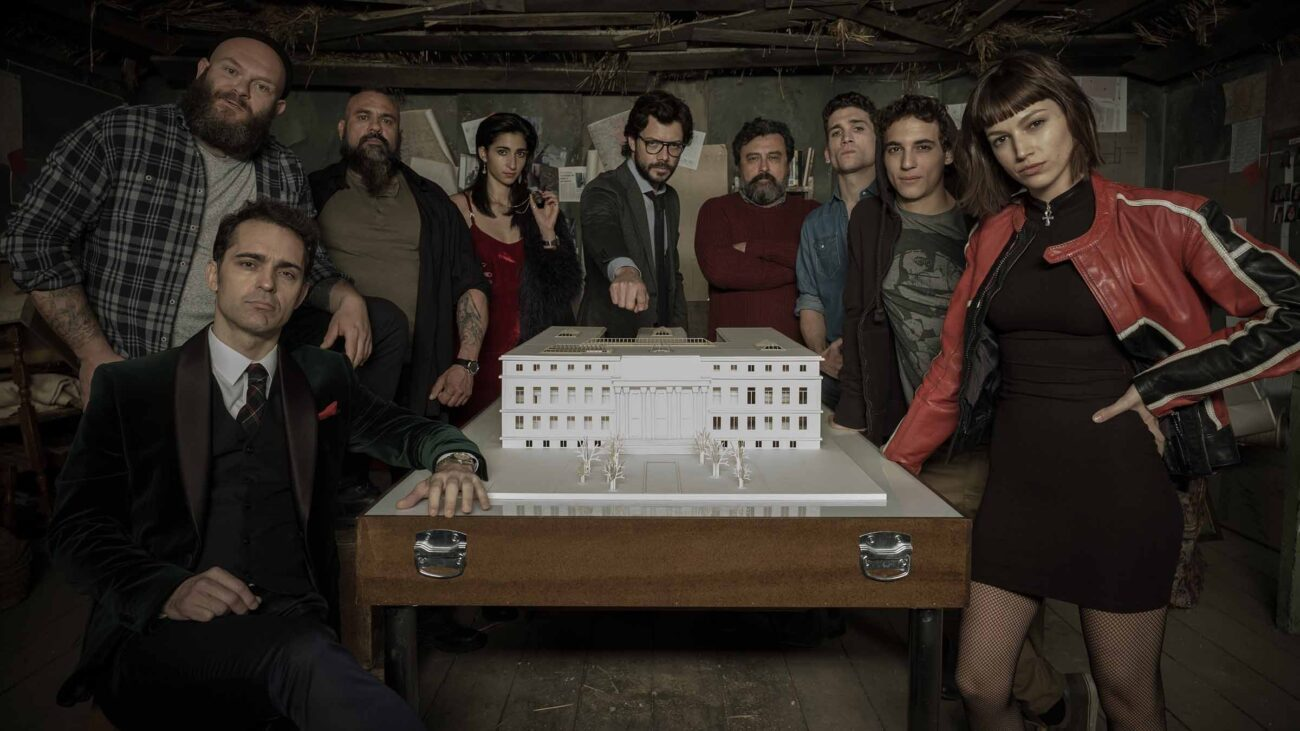 The 'Money Heist' cast is easily one of the hottest TV casts to set foot on Netflix since the show debuted. So we did our dilligent duty and ranked them.