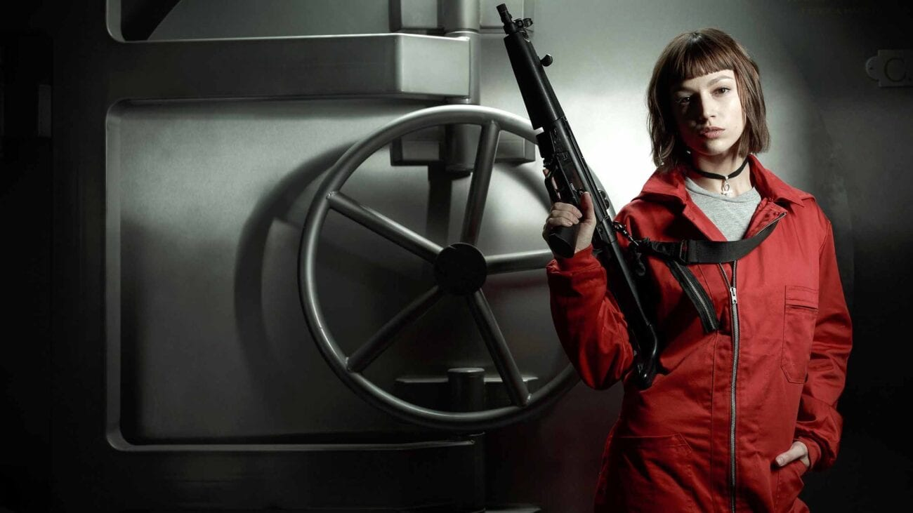 Raise your hand if you've ever felt personally victimized by Tokyo's dumb actions. Here's quotes from 'Money Heist' and its most annoying cast member.
