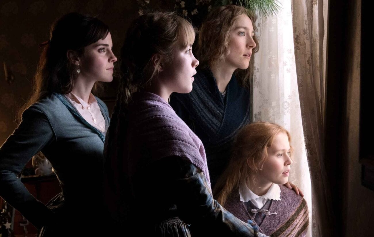 Use our favorite 'Little Women' memes in your group chat to put the movie 'Little Women' at the forefront of everyone's mind.