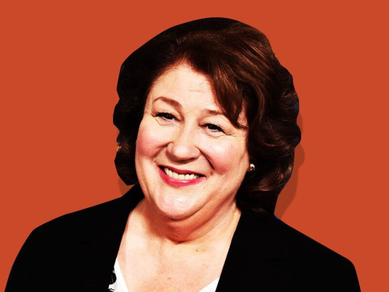 From 'BoJack Horseman' to 'The Americans'. Here's what makes Margo Martindale the most impressive character actress working in TV today.