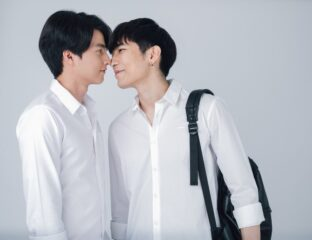 MewGulf, the acting duo behind our favorite Thai BL drama, 'TharnType', are two of the sweetest, most adorable people. Here are equally adorable scenes.