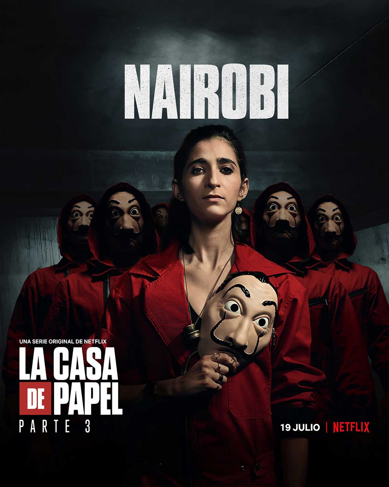 Money Heist Cast Members Quotes To Prove Nairobi Is The Most Iconic Film Daily