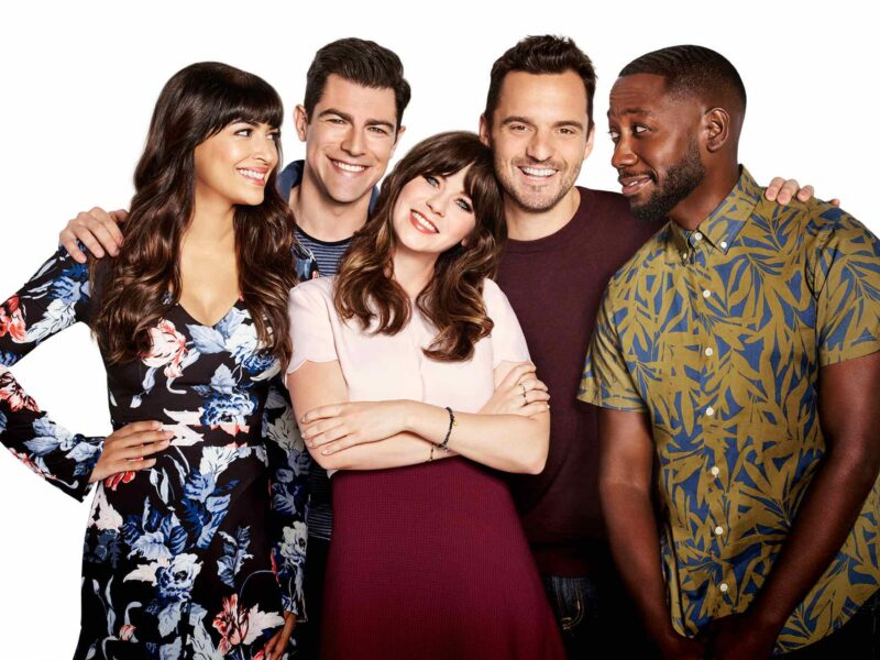 We've decided to celebrate the arrival of 'New Girl' with a much-needed quiz. Test your knowledge about the gang alongside friends & family.
