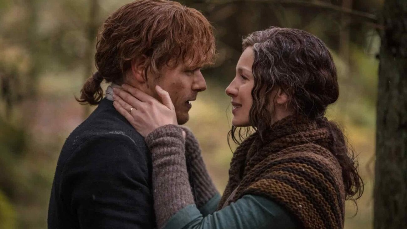 The way Jamie looks at Claire is how many people dream their lovers would look at them. Here are the best quotes from 'Outlander' episodes.