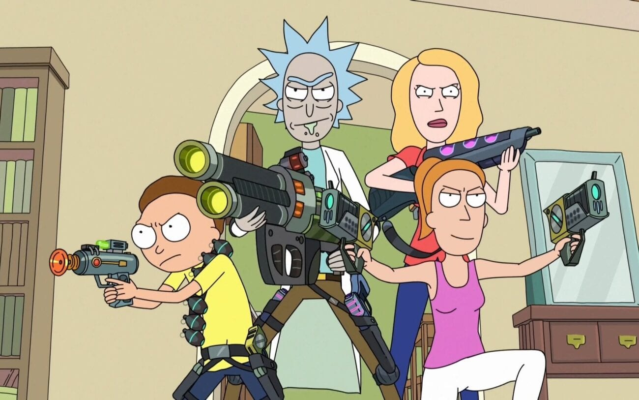 Watching the brilliance with which 'Rick and Morty' has been created is nothing short of a revelation. Here are some of the crazy characters.