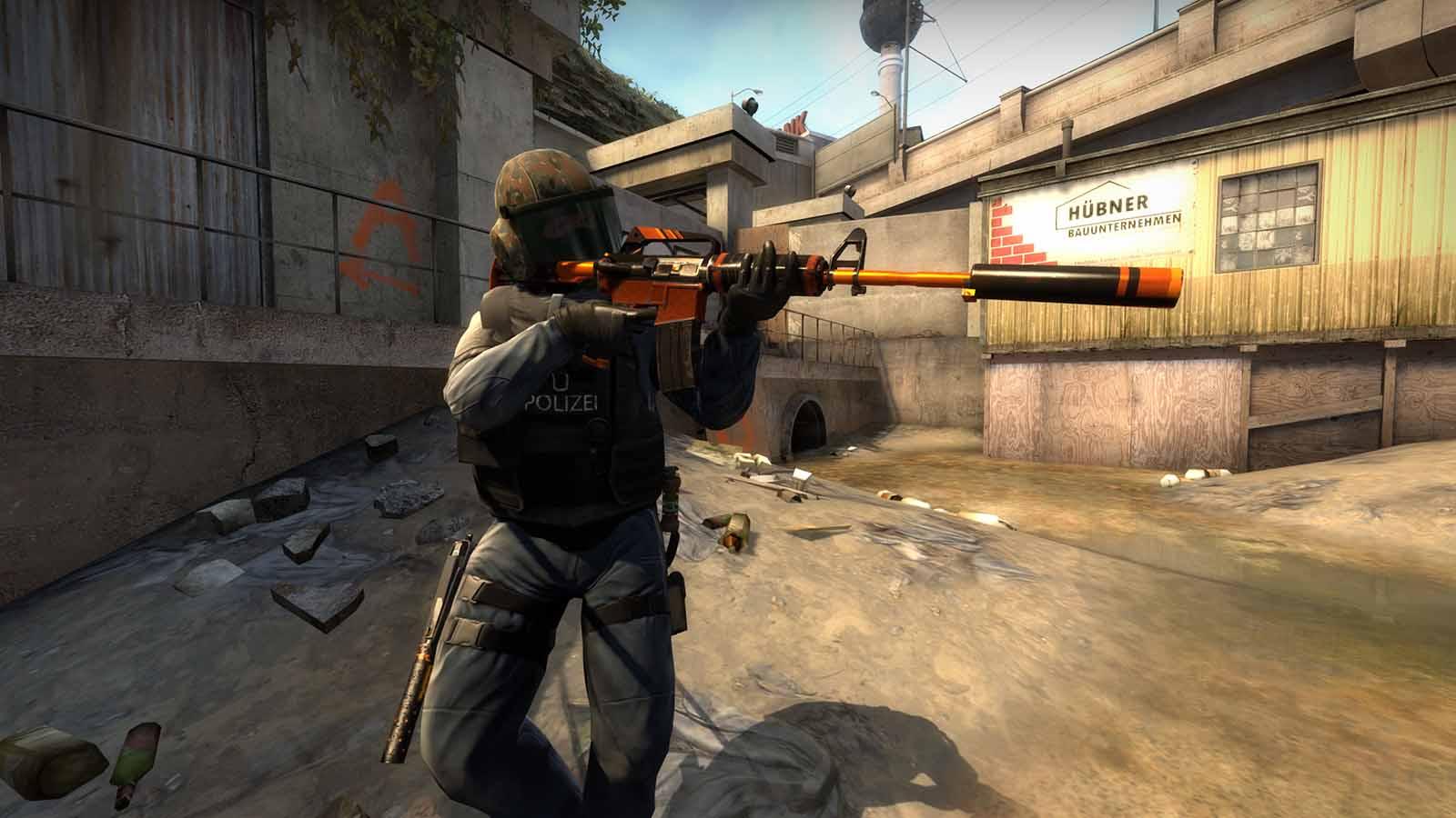 Shooting Online Games