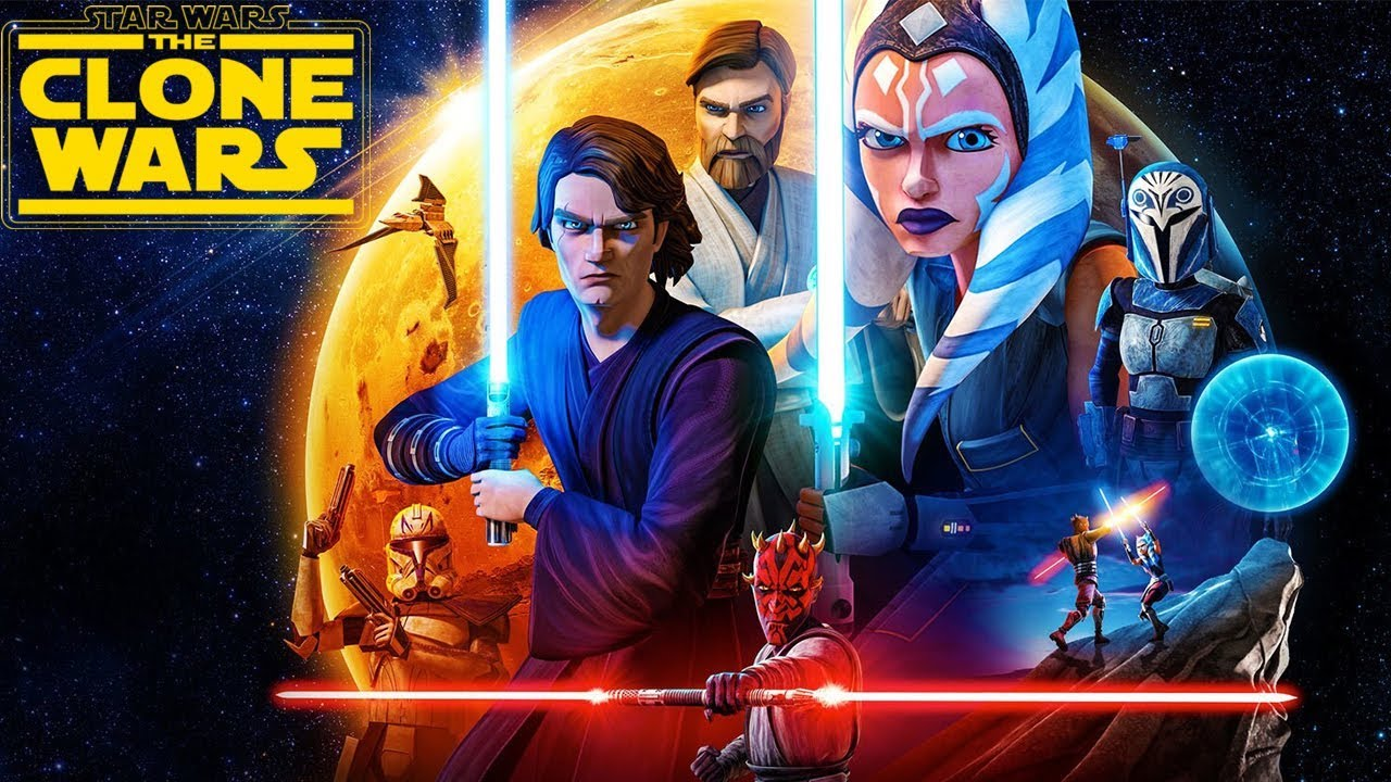Star Wars The Clone Wars Season 7 Everything You Need To Know Film Daily