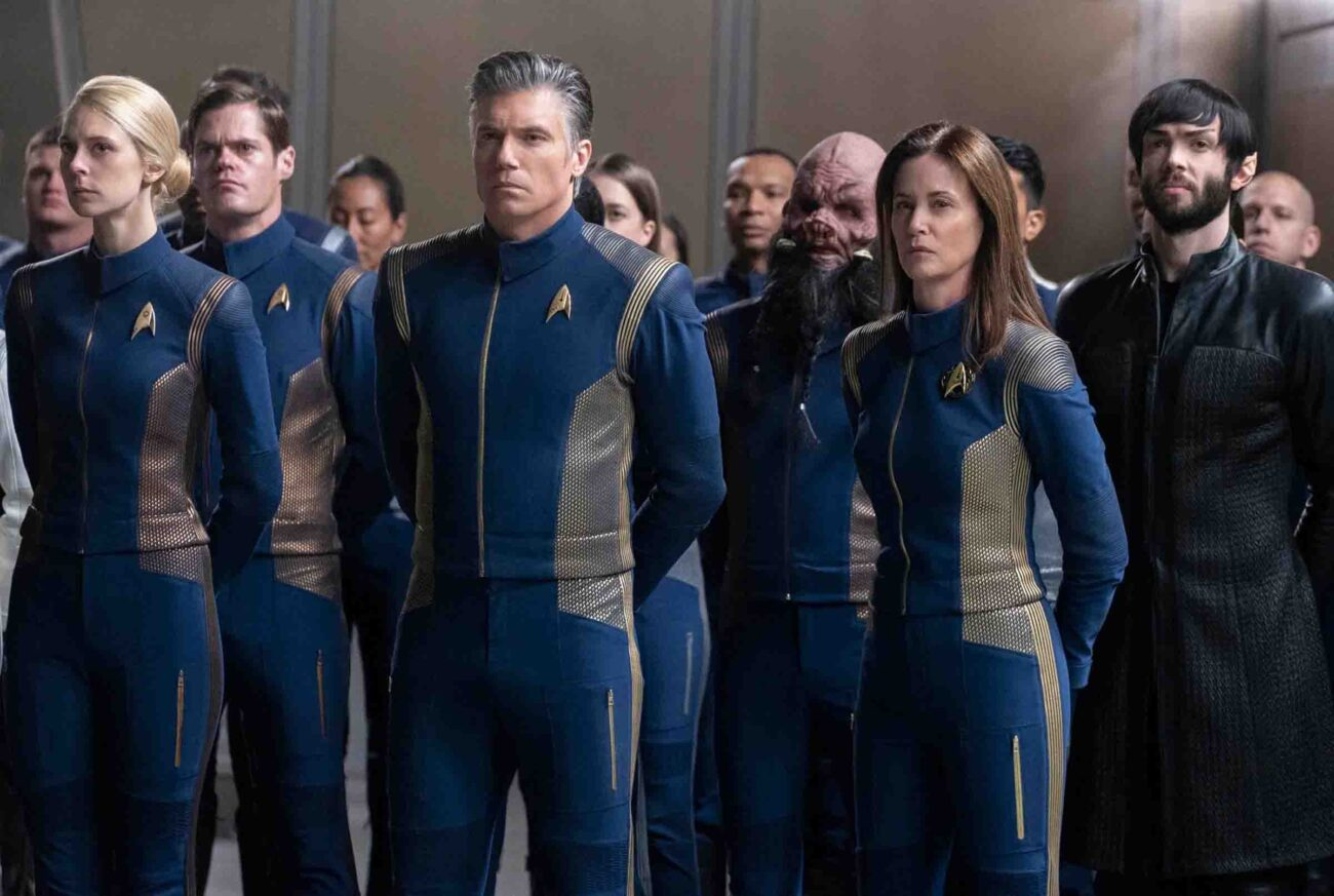 We've already learned thanks to 'Star Trek: Discovery' that CBS can't make good 'Star Trek'. We're not holding our breath with the Pike spin-off.