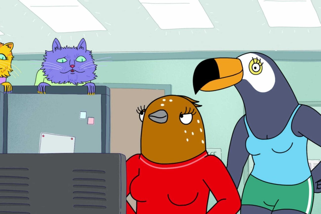After a tragic cancellation from Netflix, 'Tuca and Bertie' got its wings back with a new season on Adult Swim. Read more on what you need to know.