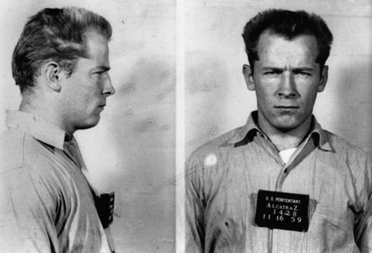 "James ""Whitey"" Bulger is up there with Al Capone, Machine Gun Kelly, and John Dillinger, yet no one mentions him. Learn more about the Boston mobster."