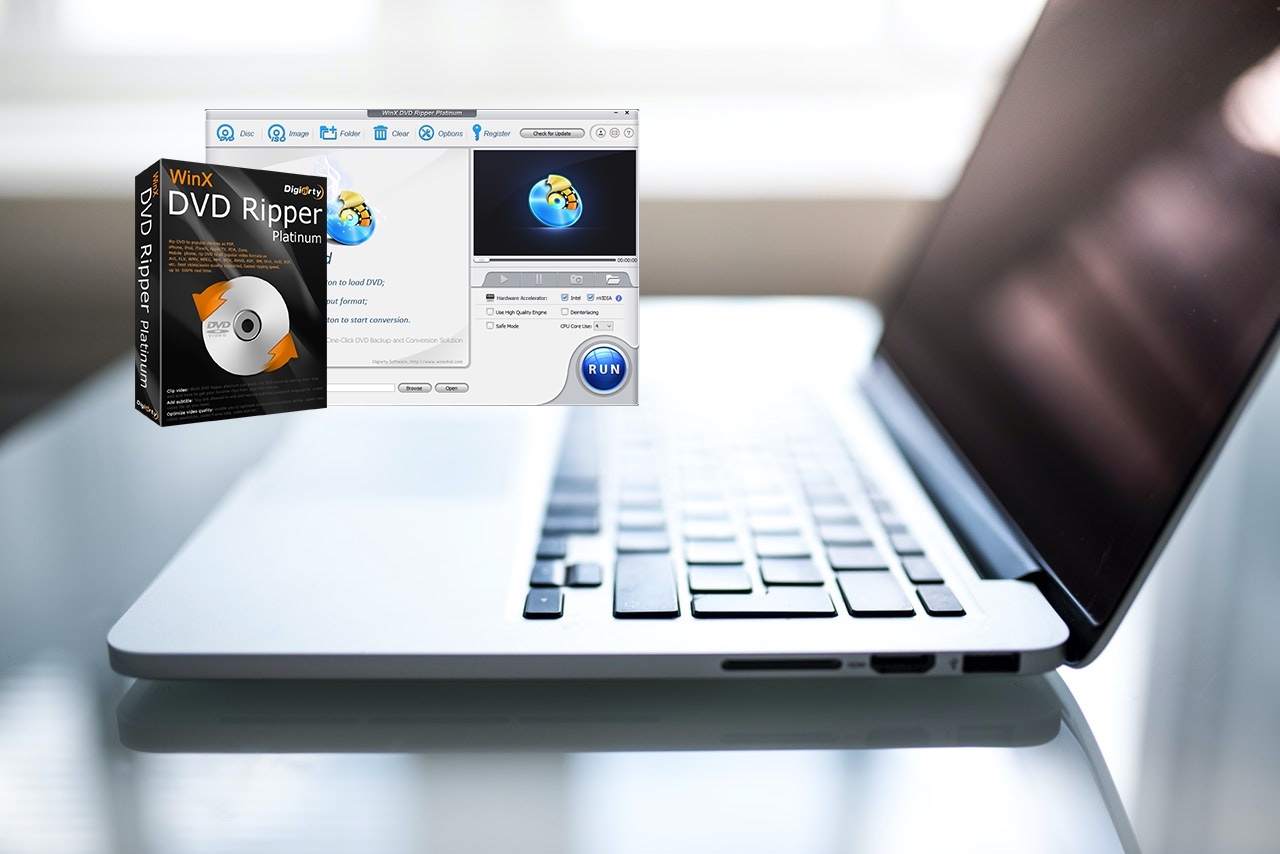 DVD rippers have been around for years, but many fail to let you properly rip older DVDs. Here's why WinX DVD Ripper is the best out there.