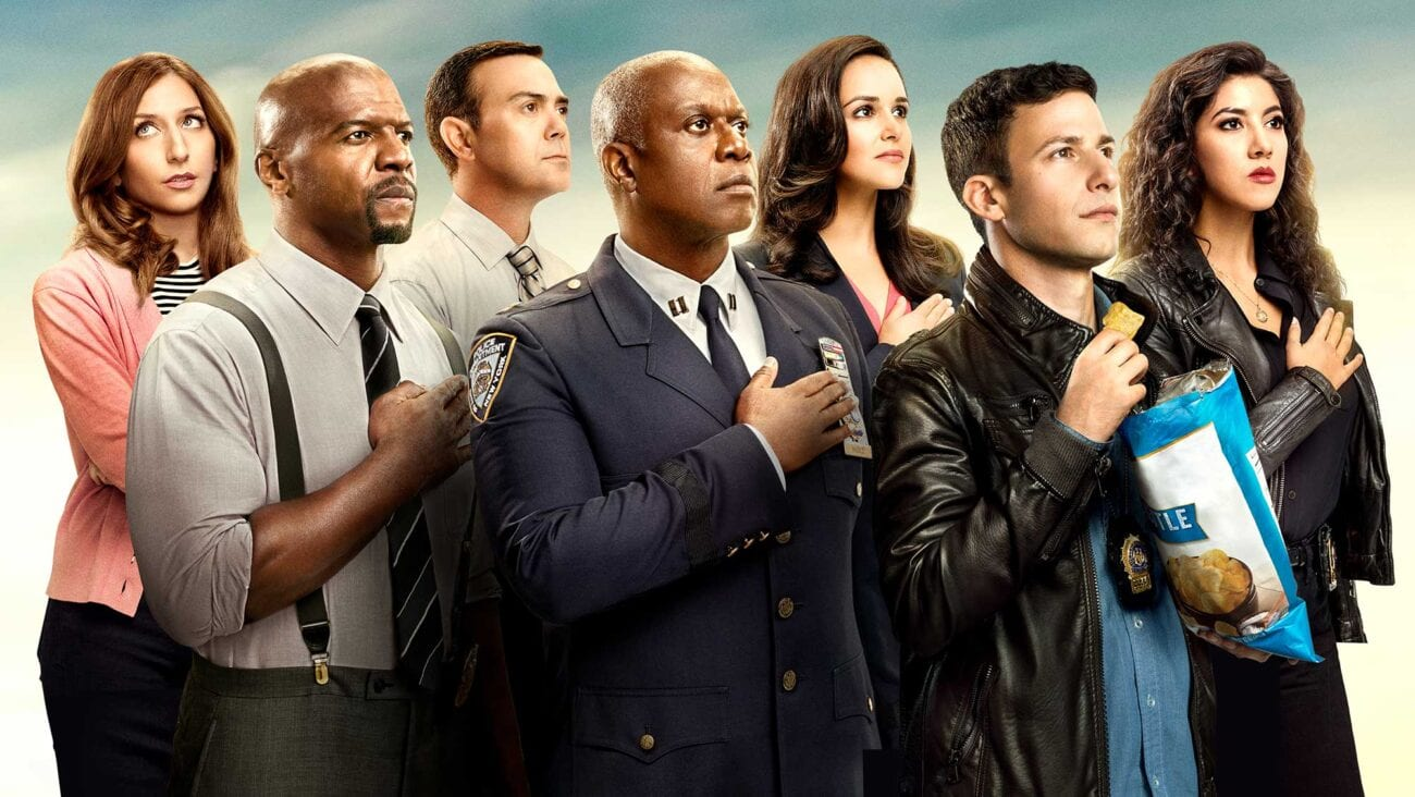 When it comes to diversity and addressing police brutality one TV show is making changes: NBC's, 'Brooklyn Nine-Nine'. Here's how.
