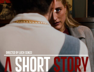 Lucia Senesi's short film called 'A Short Story' is an exploration into how some groups of people need more attention right now than others.