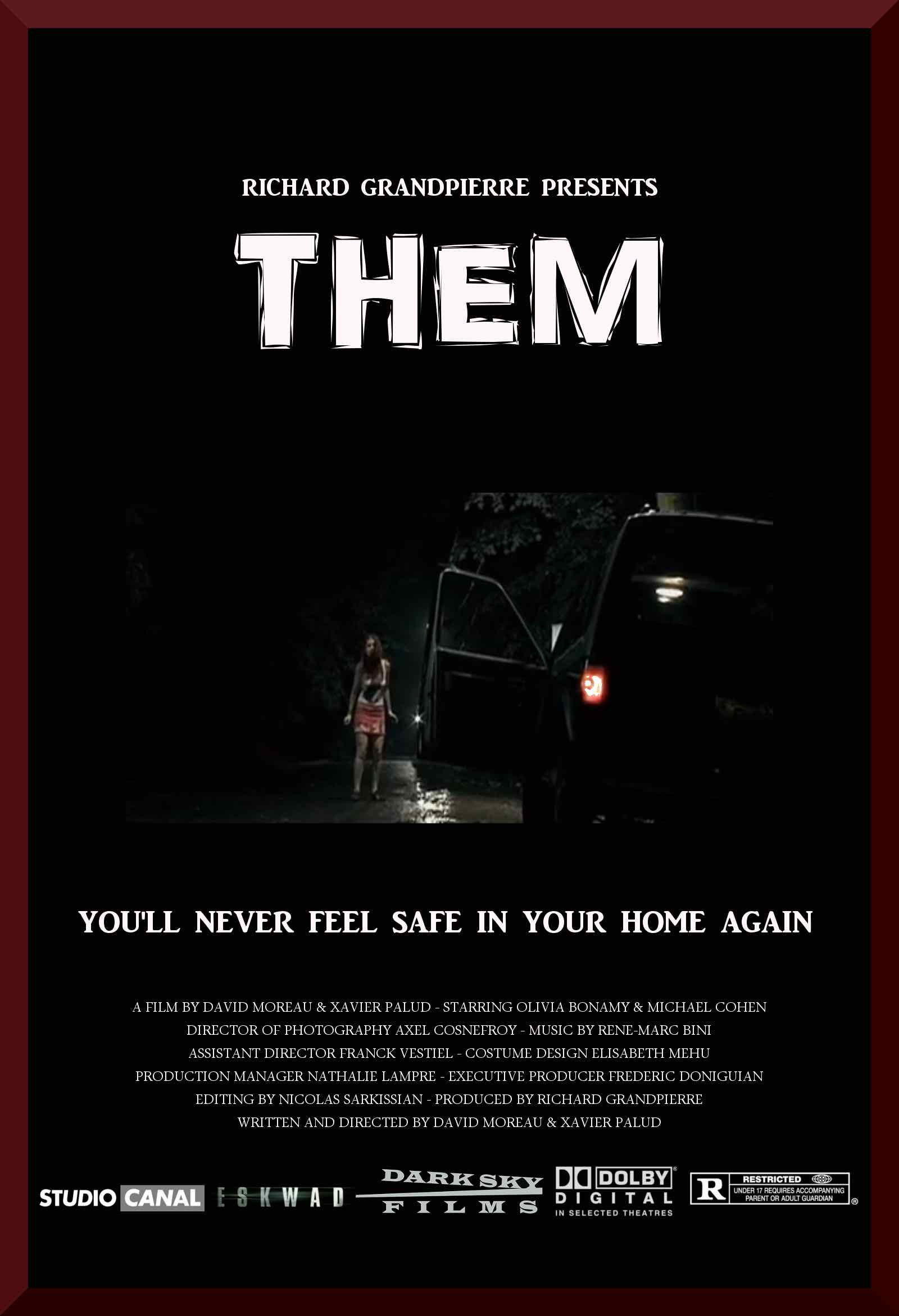 A break-in with an unwanted intruder can scare anyone senseless. So watching movies about break-in will defintely give you a good scare.