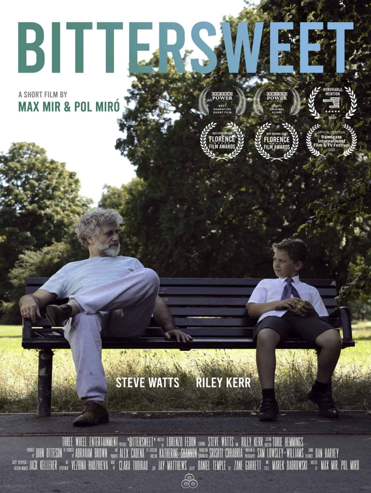 After plenty of success in the short film world, indie filmmaker Max Mir is back once again with his latest short, 'Bittersweet'. Here's Mir's interview.
