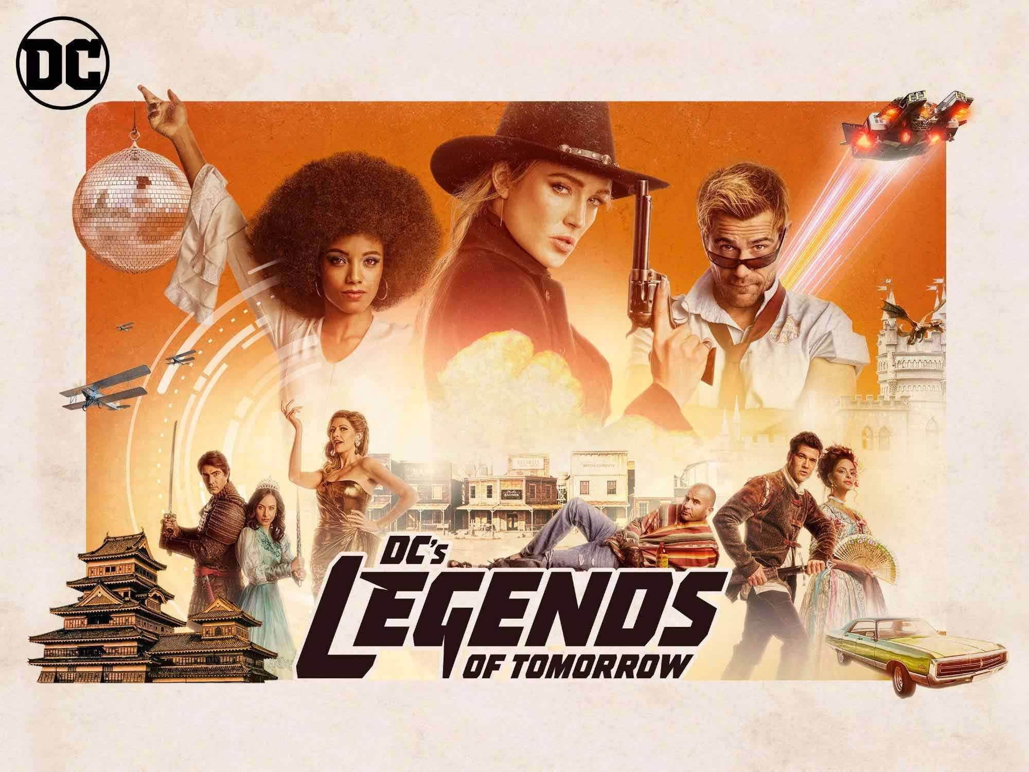 """'Legends of Tomorrow' season 5 began on the heels of the """"Crisis on Infinite Earths"""" mega-crossover event. Here's our recap."""