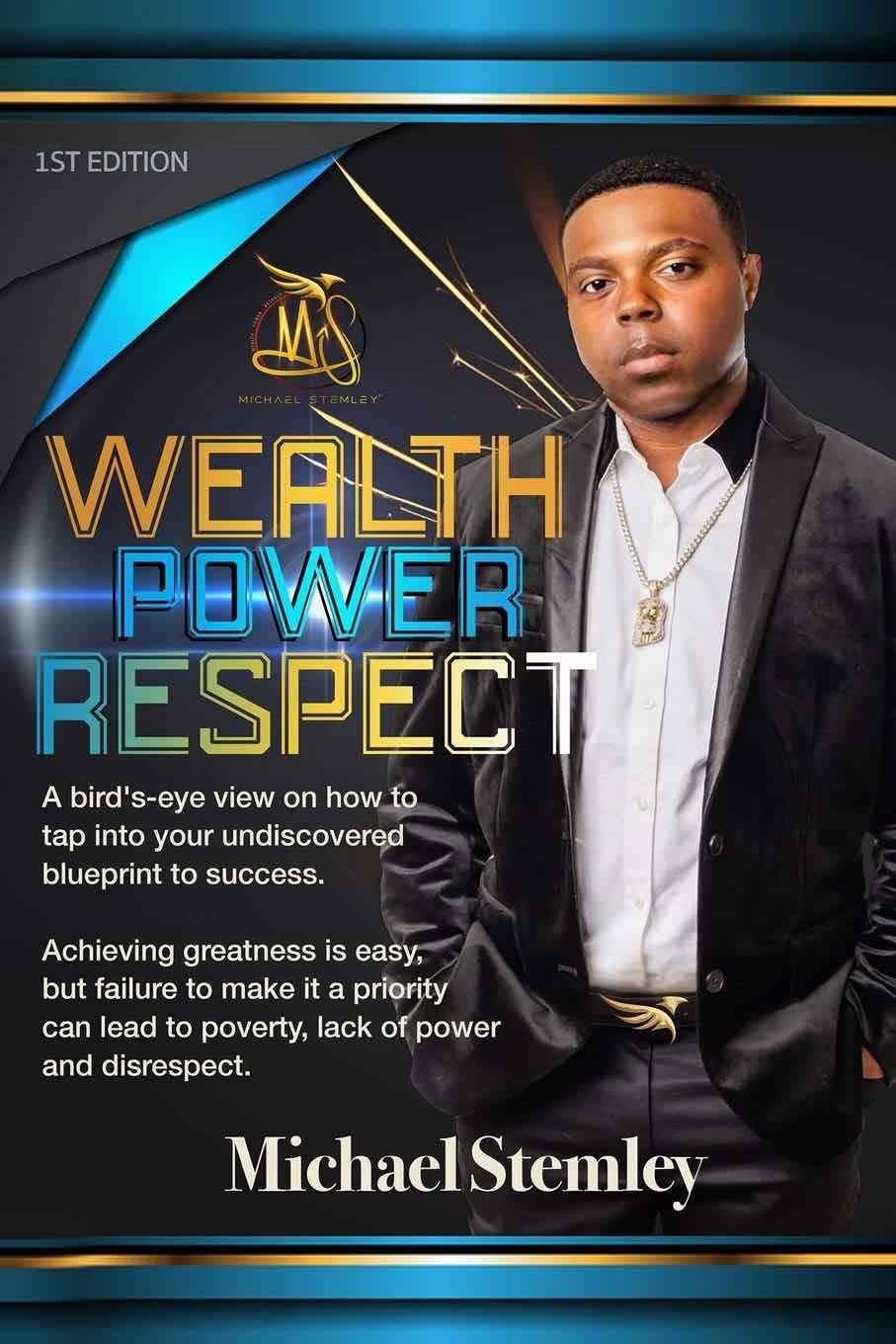 A well-known name in the music industry, Michael Stemley wrote and published a self-help book for wealth creation. Here's our interview with Stemley.