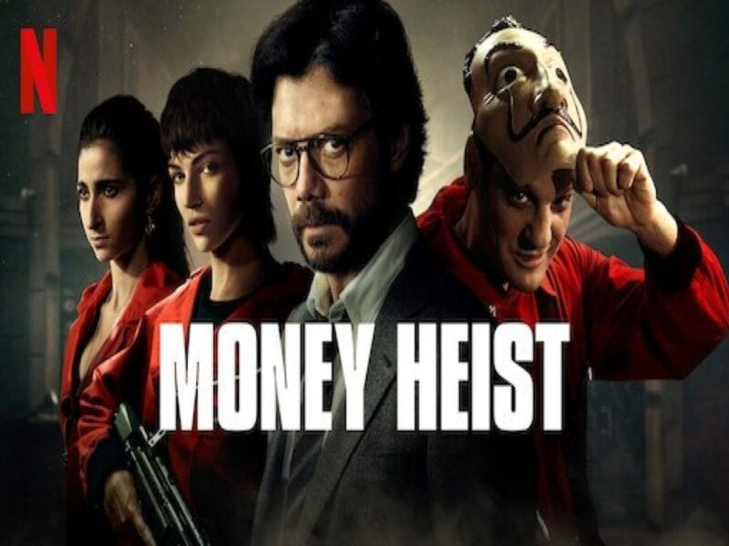 Netflix's 'La Casa De Papel' – better known as 'Money Heist' – is one of the hottest shows on Netflix. Here are the best quotes.