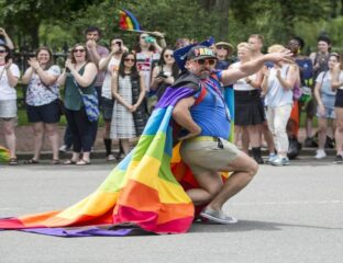 It's Pride Month! What better to showcase that joy, then with some excellent gay memes. Here are our favorite gay memes.