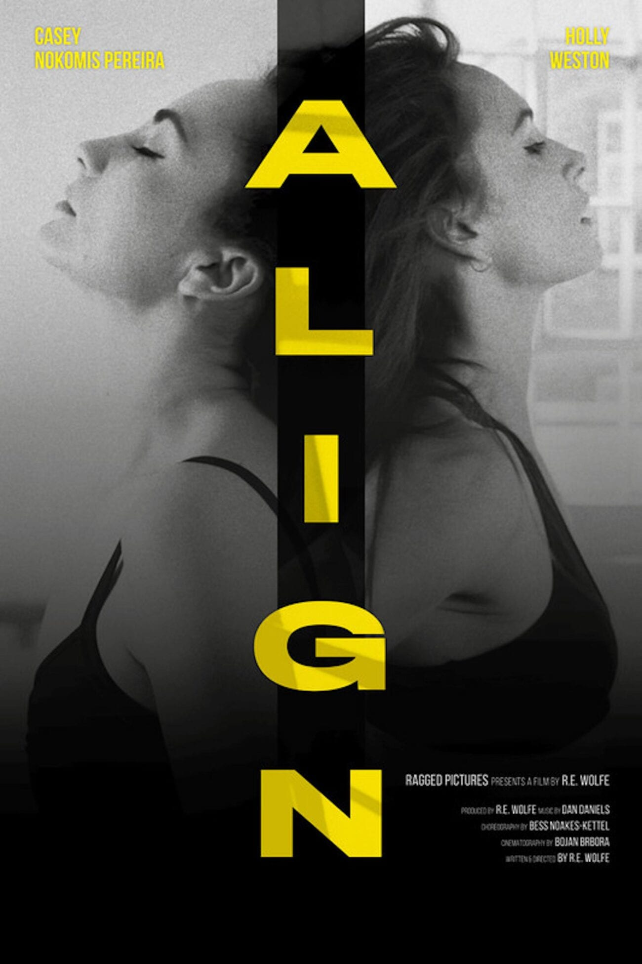 Align focuses on professional ballet dancer Casey Nokomis Pereira and actress/dancer Holly Weston. Here's what you need to know.