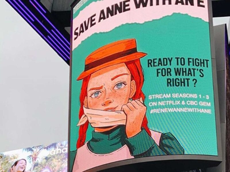 We know the 'Anne with an E' fandom is not backing down yet about getting their well-deserved season 4. So we took the best tweets fighting for the cause.