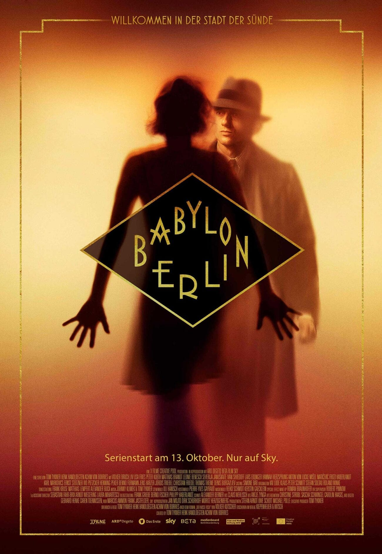 'Babylon Berlin' is a thrilling crime drama set in 1920s Germany. Here's everything you need to know about the noir drama on Netflix.