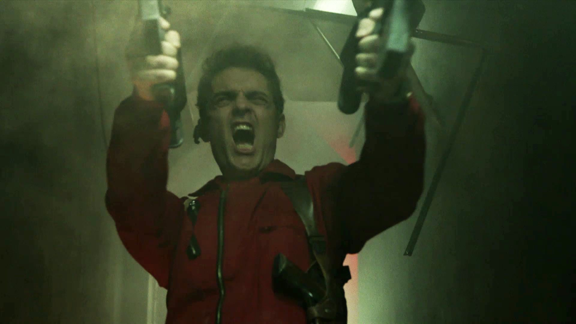 As 'Money Heist' season 5 gets closer and closer to production, we're dreaming up the ways our favorite leader Berlin is able to come back to the show.
