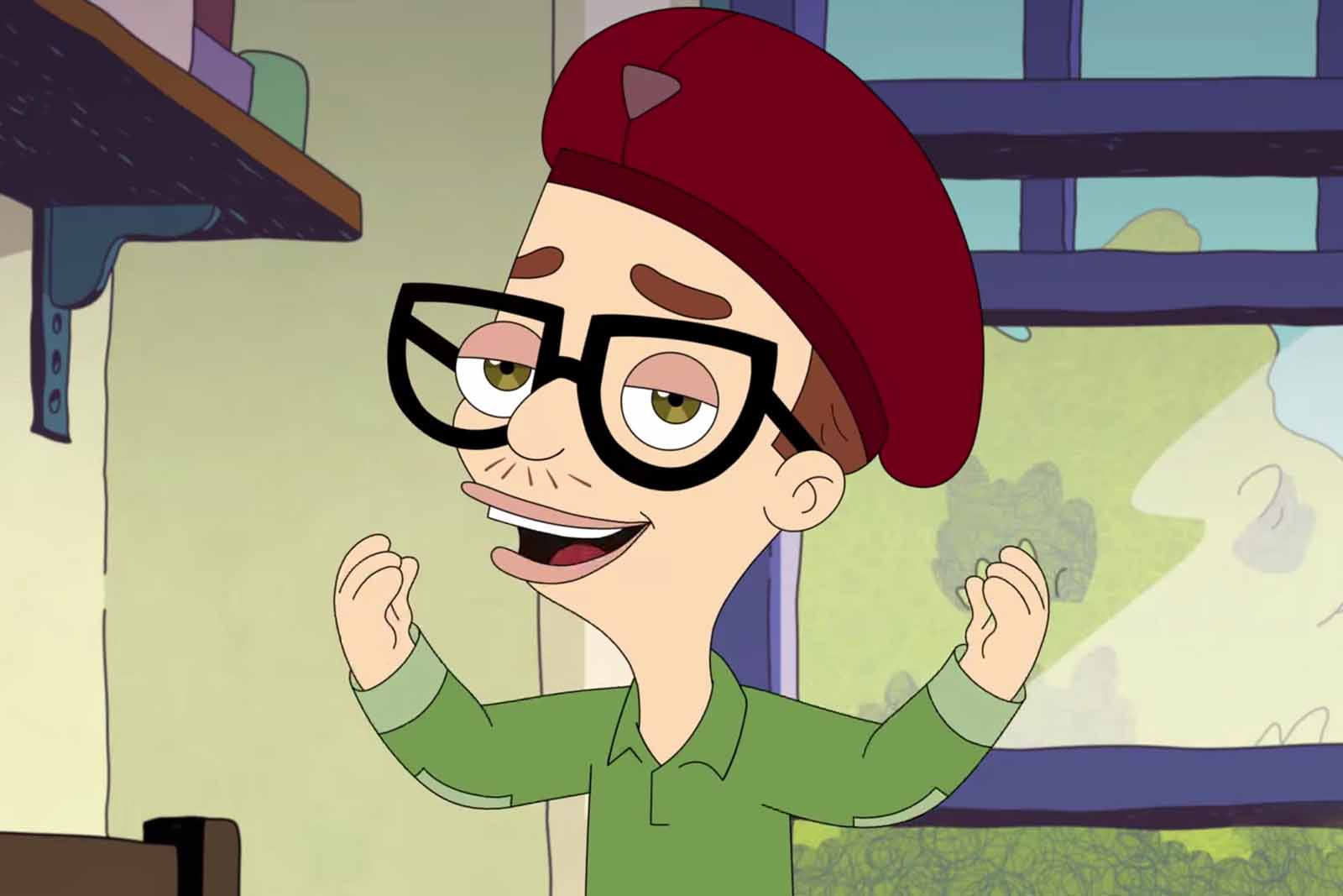 Jenny Slate stepped down from voicing Missy on 'Big Mouth'. But Missy is just one of several problematic characters on the animated series.