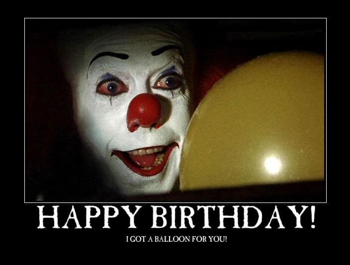 Sometimes you got to go above and beyond for a friend's birthday. If you need a creative way to wish them happy birthday, try sending a funny meme.
