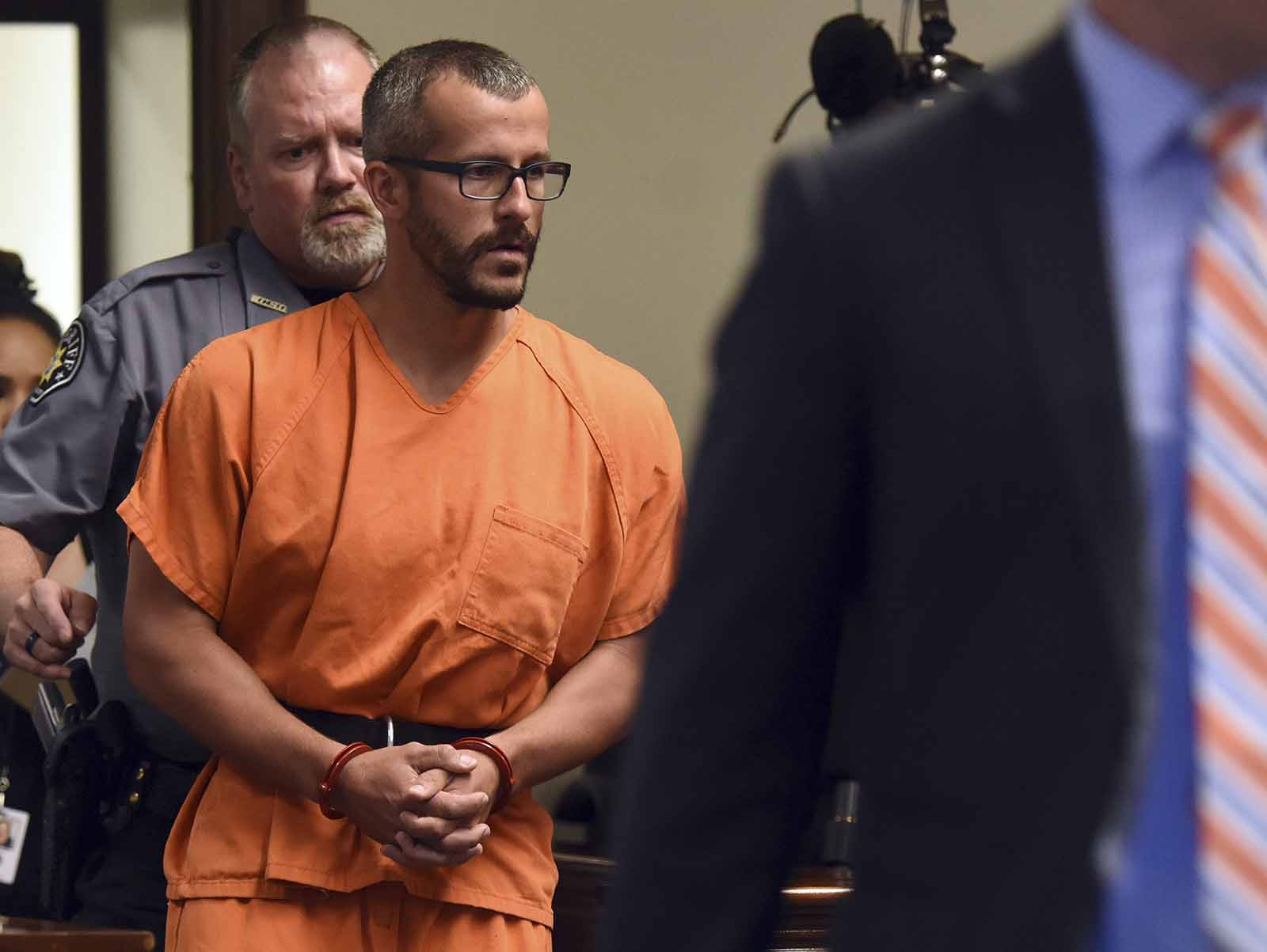 """There's a certain question you have to ask yourself when you see Chris Watts continuing to trend as his case is given updates. """"Are we too obsessed?"""""""