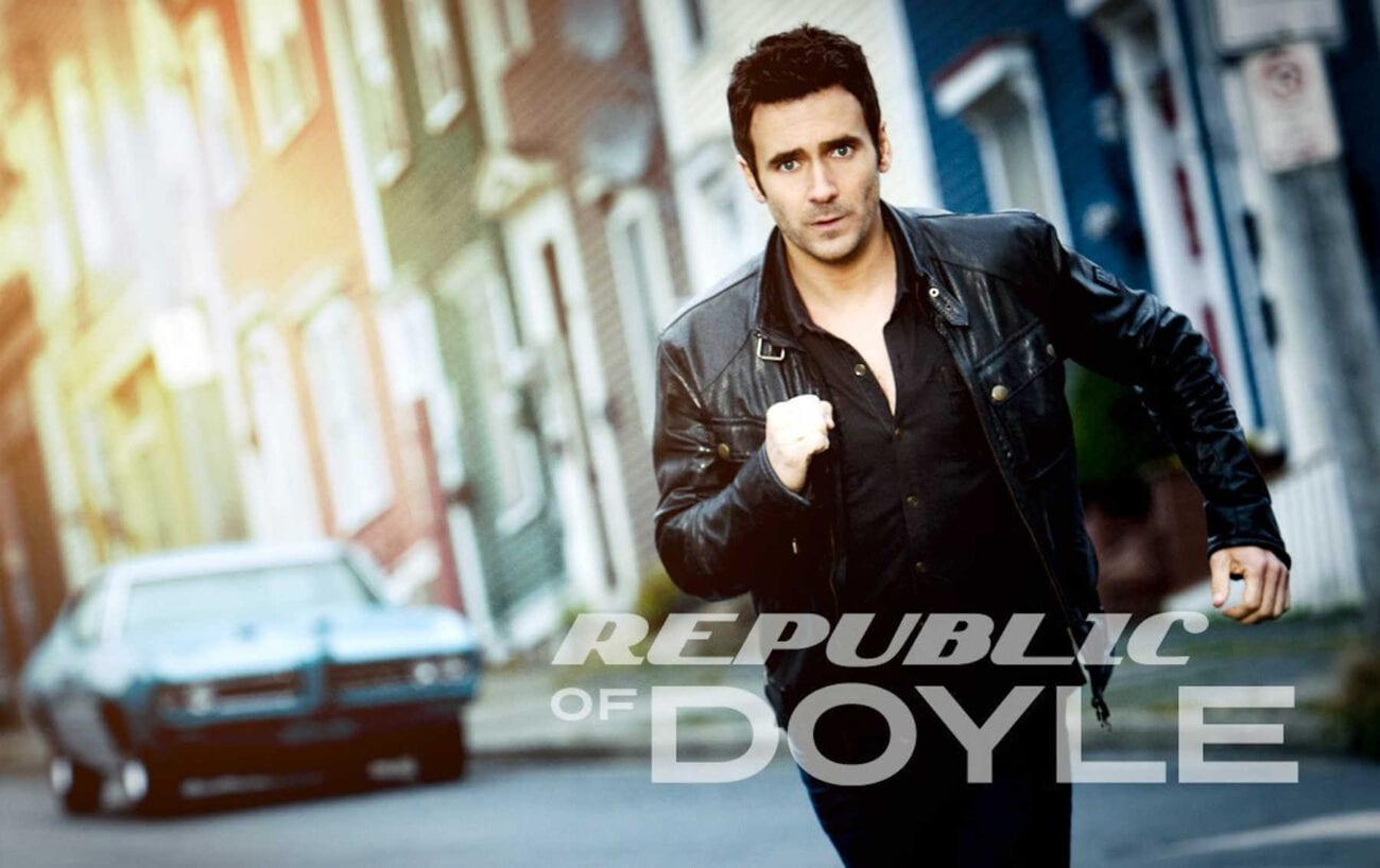 Need something fun to watch before bed or something fun to binge this weekend? 'Republic of Doyle' is just what you're looking for. Here's why.