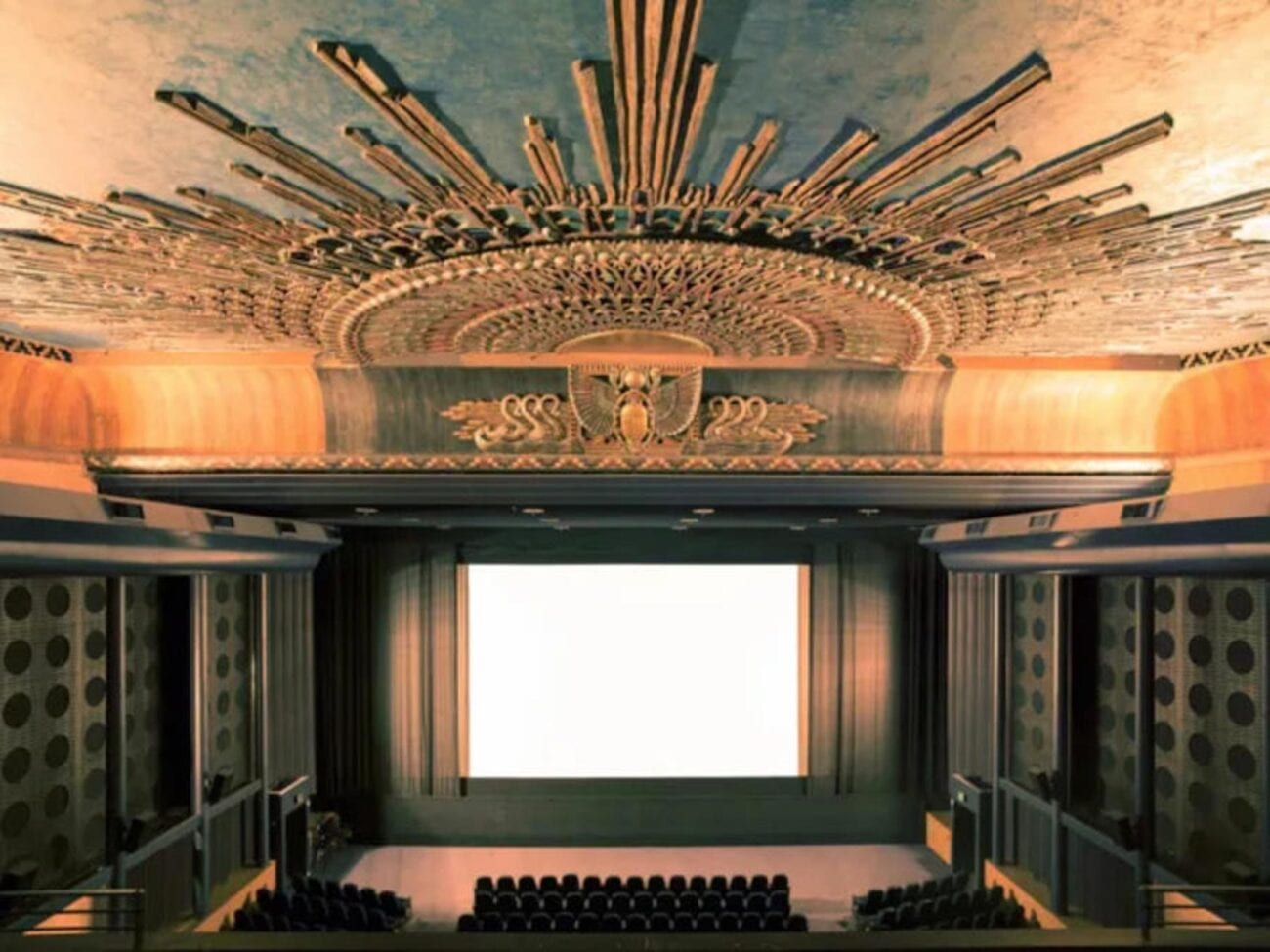 If you ask any sort of film nerd, movie theaters are vital. Here's what we know about the Egyptian Theater that Netflix is buying.
