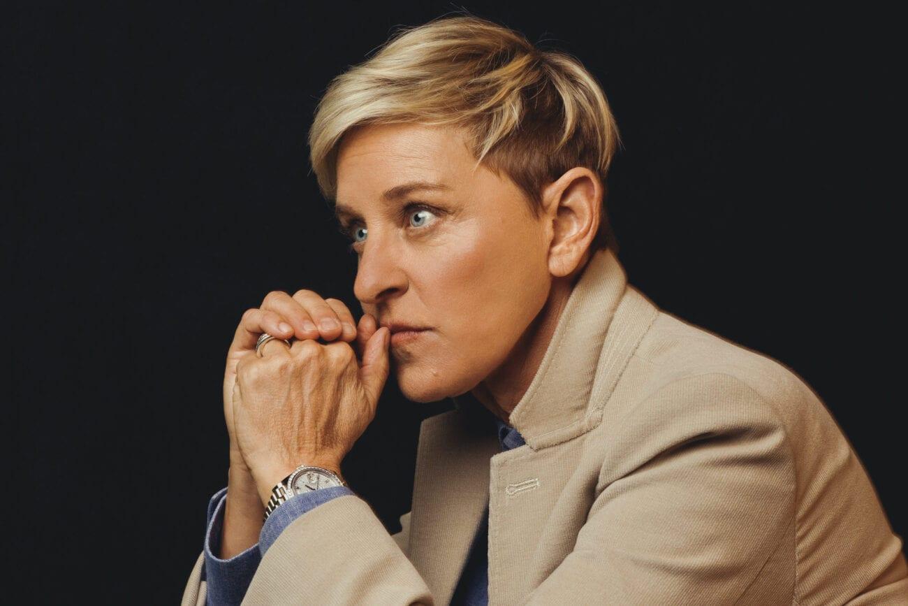Ellen DeGeneres amps up network amid accusations she's mean – Film ...