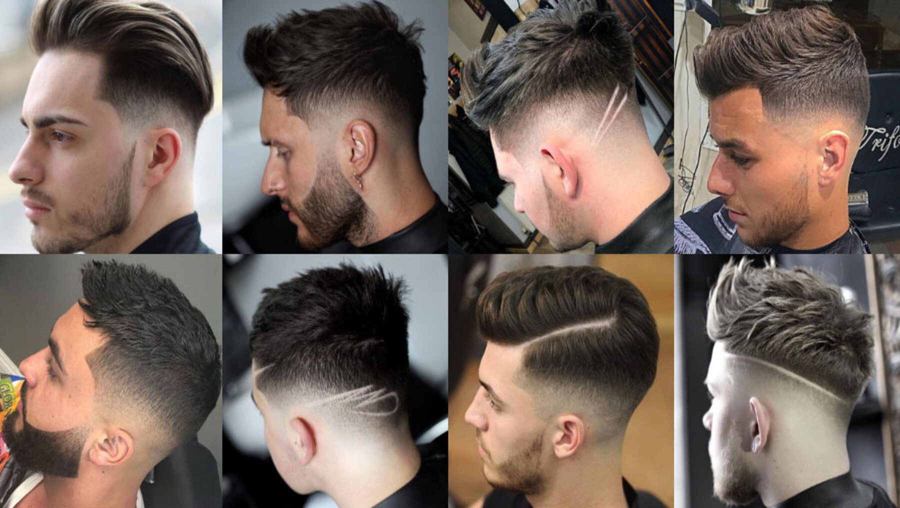Bring A Welcome Change To Your Look With A Fade Haircut Film Daily