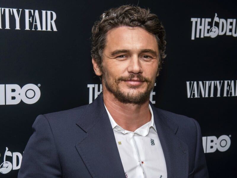 We thought we'd remind you about James Franco, who was accused of sexual harassment and messaging underage girls two years ago. Stop watching his movies.