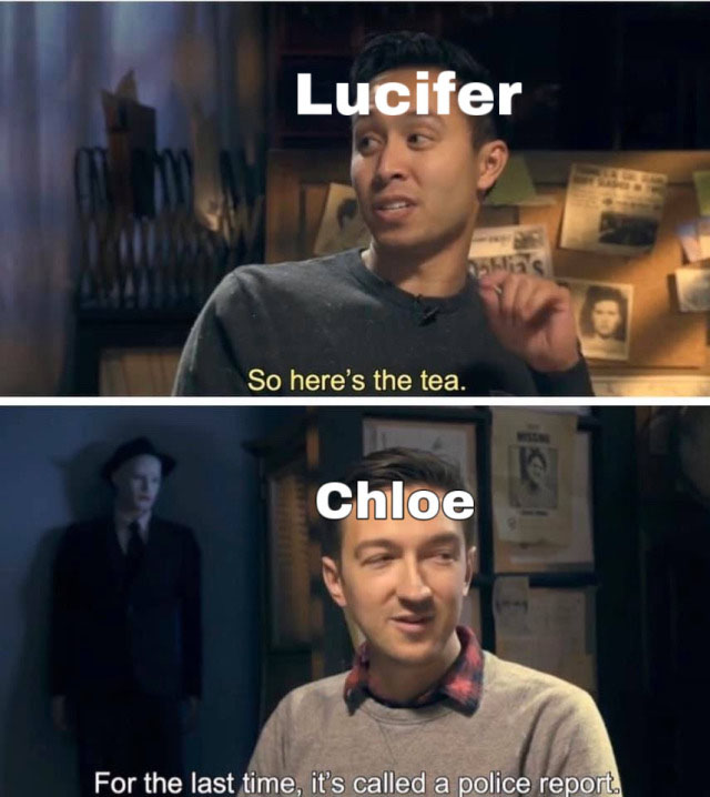 If you're one of the Lucifans, you know how fire Lucifer Morningstar can be. Celebrate the show's renewal with these devilish memes.